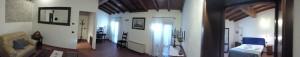 camera Royal suite three volivia relais